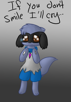 Smile or I cry by Niv-Ryo