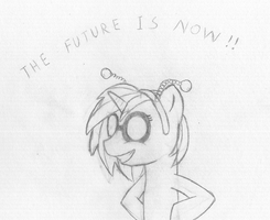 The Future is Now! by Delta-Pangaea