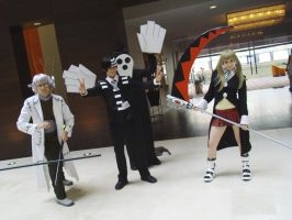 Soul Eater Gang by Doodles-For-Murfs