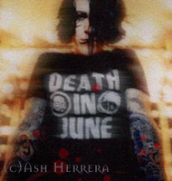 Death in June by xDirtyWingsx