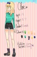 Meet Cloe by GlittlerFritter