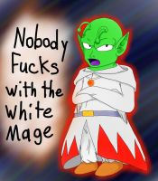 Don't Fuck With the White Mage by LunaticLunic