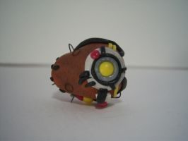 Portal 2 GlaDOs Potato by sweet-geek
