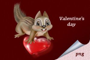 Valentine's  day vector by roula33