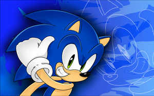 Sonic Wallpaper? by SonicsChilidog