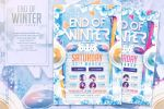 End of Winter Flyer Template by ranvx54