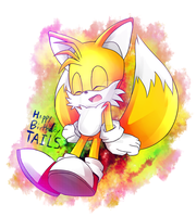 HBD to Tails 2013 by Baitong9194