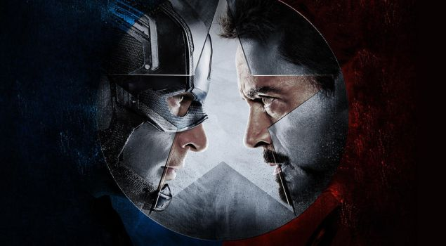 Civil War [Wallpaper 3] by JLondon-64