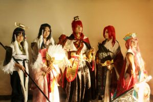 Magi - Ren Royal Family 1 by minamiya