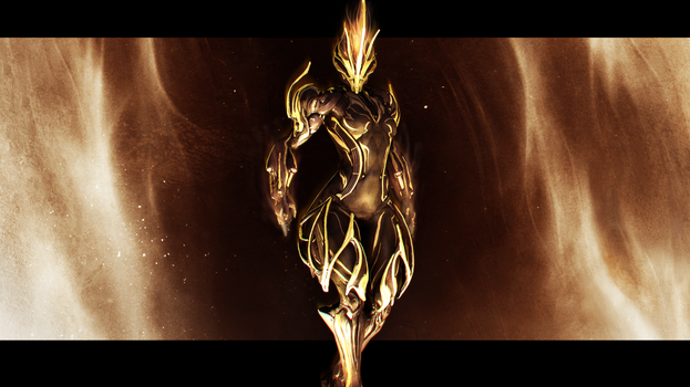 Ember prime warframe wallpaper by Aerial1
