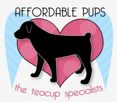 Affordable Pups Logo Design by Alley9