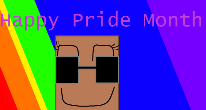 Happy Pride Month by Barrel2s1cool