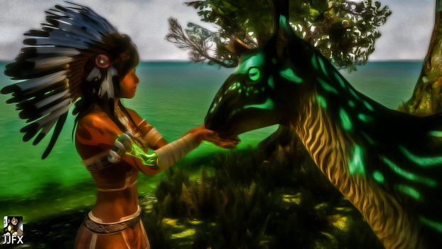 Talking to animals by JJFX-MULTIMEDIA
