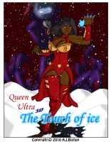 New Book: A Touch of Ice by Dthorin
