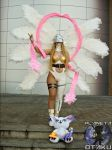 Angewomon The Holy Angel by JuTsukinoOfficial