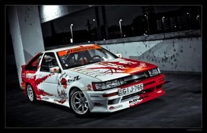 AE86 01 by miki3d