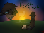 Forest Fires by Lionenda