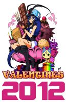 HAPPY VALENTINES 2012 by Jeetdoh