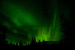 Northern Lights VIII by CarpathianWolf