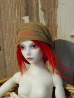 Briar pheonix faceup by Sleetwealth
