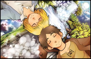 Selling Print! - SNK by xMits