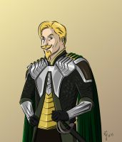 Fandral the Dashing by The-Black-Panther