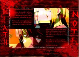 Death Note Wallpaper by h8teme2day