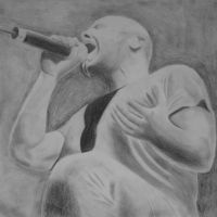 David Draiman by SionSheevok