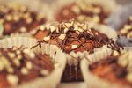 chocolate almond Muffins by Disneys-Buffy