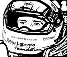 Bobby Labonte.. by ladyjart
