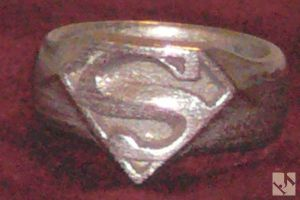 Superman Ring by JeremyMallin