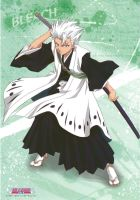 Bleach Pinups: Hitsugaya by Scooz87