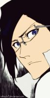 Uryu in Bleach 610 by nAvidx7
