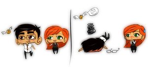 A Snitch for Lily by K-EAR-AH