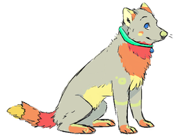 Dog Adopt ~CLOSED~ by puffley115
