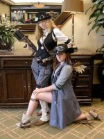 Steampunk outfit for AFO 09: 3 by Taicho