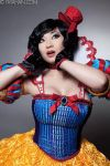 Moulin Rouge Style Snow White - III by yayacosplay