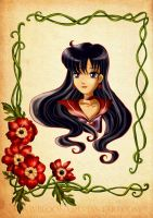 Sailor Mars -Level 2- by bloona