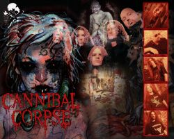 Cannibal Corpse 2 by Replicated