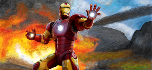 Iron Man by LotsOfLowe