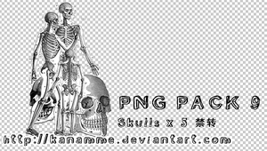 PNG PACK 9 by kanamme