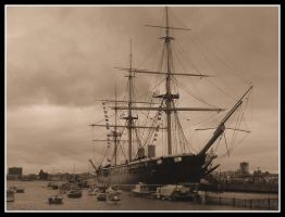 Tall Ship by Successful-One