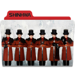 Shinhwa Folder Icon by nslam92