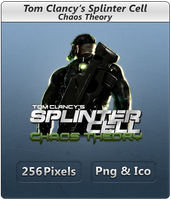 Splinter Cell 3 - Icon by Crussong