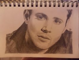 Jensen Ackles by Color-Droplet