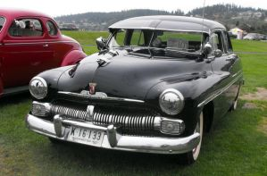 1950 Mercury 4-Door by Photos-By-Michelle