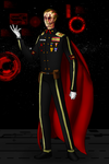 Illian Irakis Grand Commissar Of Capitol by EmperorMyric