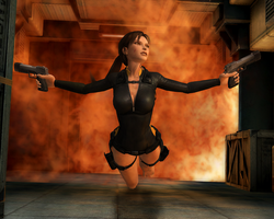 Lara Croft 15 by legendg85