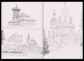 Architecture study by Azot2016