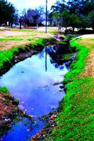 Another Small Stream by Chris2059